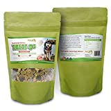 Pet Life Science Natural Dog Chew Treats – Grain Free, Gluten Free and Non-GMO, Omega Bites (80 Count) Review