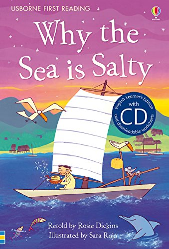 Download Why the Sea Is Salty? (First Reading Series 4) pdf epub