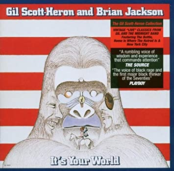 amazon it s your world gil scott heron and brian jackson