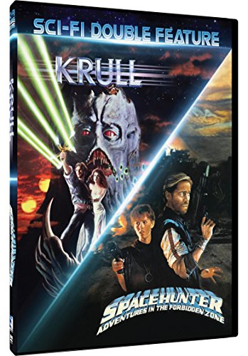 In Fantasy Adventures (80's Sci-Fi Double Feature: Krull/Spacehunter: Adventures in the Forbidden Zone)