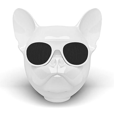 Review HaloVa Bluetooth Speaker, Bulldog