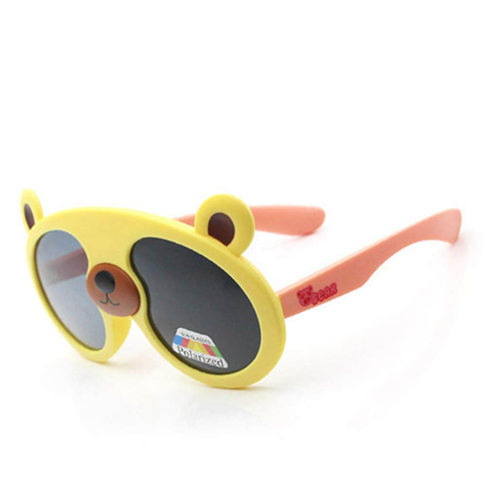 Wang-RX Niños polarizados Gafas de sol Niños Niñas Bebé ...