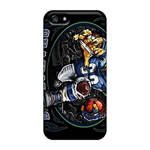 Awesome Cases Covers/iphone 5/5s Defender Cases Covers(seattle Seahawks)