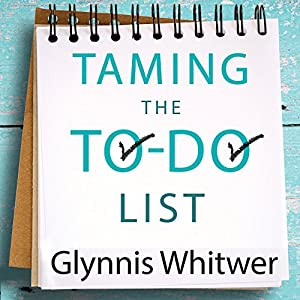 Taming the To-Do List Audiobook