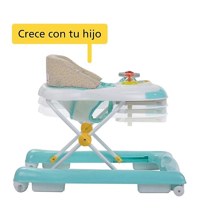 Safety 1st BOLID Happy Day - Andador, color beige: Amazon.es: Bebé