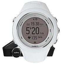 Suunto Ambit 3 HR Sport Watch White