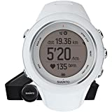 Suunto Ambit3 Hr Ambit 3 Sports Heart Rate Watch-White/Silver