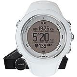 Suunto Ambit3 Hr Ambit 3 Sports Heart Rate Watch-White/Silver