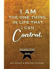 Hamilton Calendar 2020: Alexander Hamilton, 2020 Daily Weekly and Monthly Calendar Planner, Schedule Organizer Logbook, Appointment Notebook