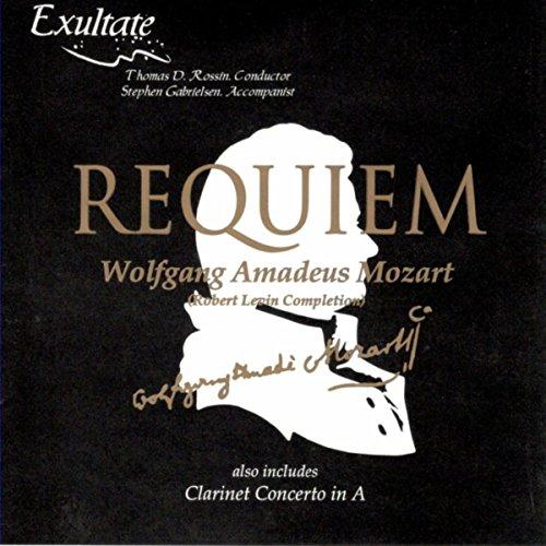 Amazon.com: Requiem in D Minor, Kv 626: VII. Communio: Lux ...