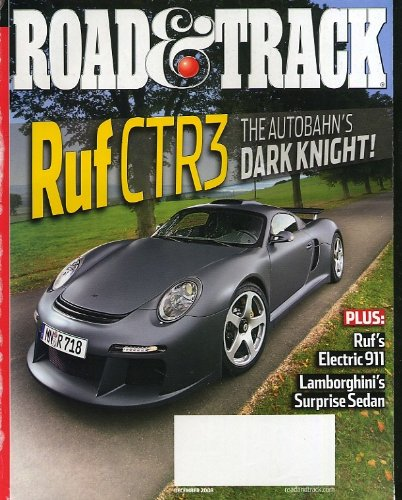 Download Road & Track December 2008 PDF