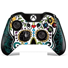 Designer Skin Sticker for the Xbox One Wireless Controller Decal Sugar Skully