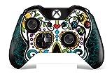 Designer Skin Sticker for the Xbox One Wireless Controller Decal Sugar Skully