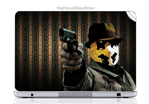 Laptop VINYL DECAL Sticker Skin Print Rorschach fits Chromebook 550