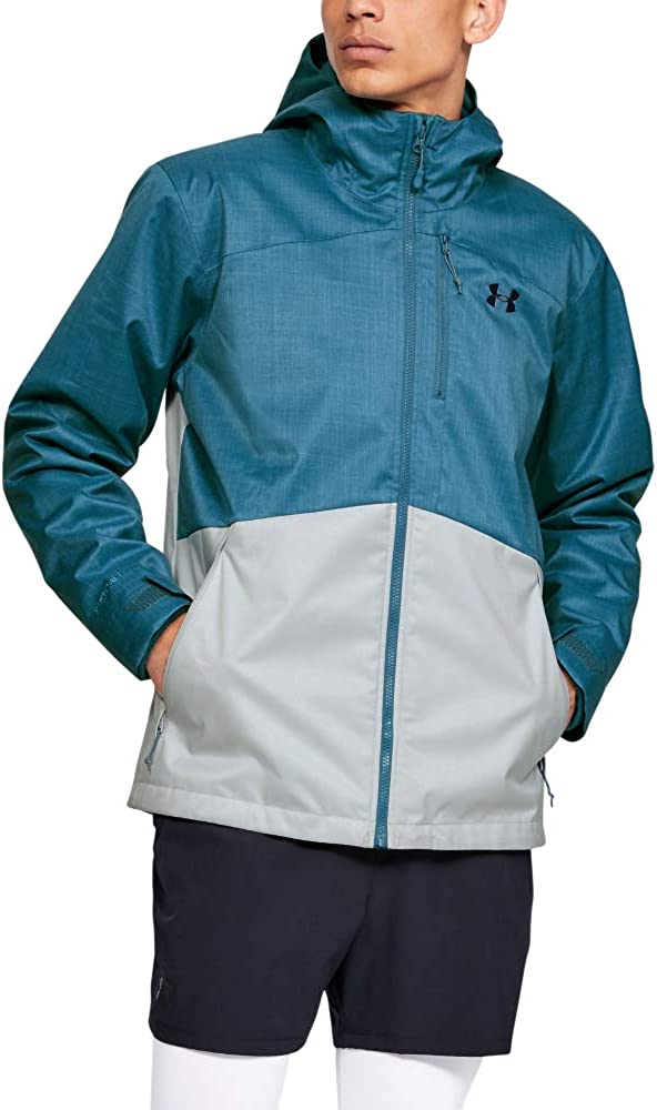 Under Armour mens Porter 3-in-1 Jacket : Clothing