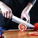 "Kiaitre Chef Knife 8"" – High Carbon German Steel"
