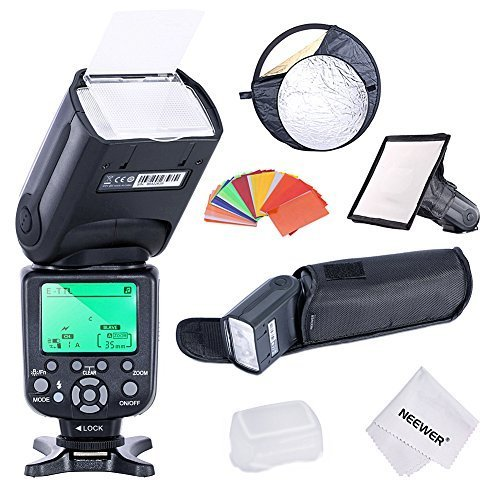 generic-tr-988-speedlite-camera-flash-kit-includes-e-ttl-i-ttl-flash-6x8-inches-dome-softbox-22-inch