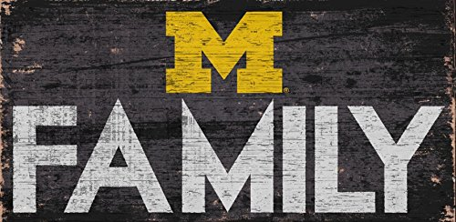 NCAA Michigan Wolverines 12