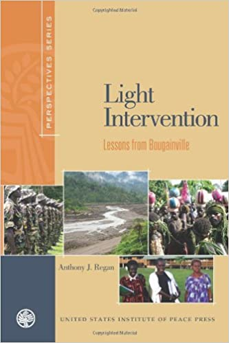 Light Intervention: Lessons from Bougainville (Perspectives)