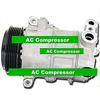 Amazon com: GOWE AC COMPRESSOR For 6SEU16C AC COMPRESSOR For Car
