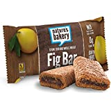 Nature's Bakery Whole Wheat Fig Bar, Lemon, (Pack of 12)