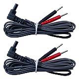 Verbindungskabel (2 Stück) für alle axion TENS EMS Geräte