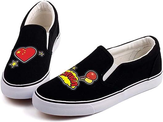 Amazon.com: Zapatillas de senderismo para mujer, diseño de ...