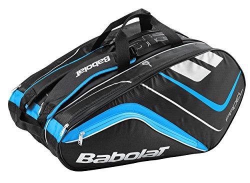 Babolat Uni Racketholder Team Padel Schlägertaschen, Blau, 70 x 50 x 10 cm, 0.4 Liter