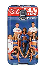 For Galaxy S5 Fashion Design Los Angeles Clippers Cheerleader Nba Case-wSsExJh4998psgkq