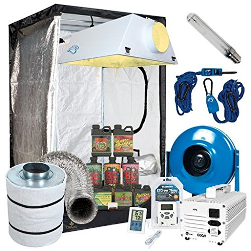 Grow Tent Package 4x4