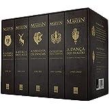 Box As Crônicas de Gelo e Fogo - 5 Volumes