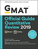 img - for GMAT Official Guide 2019 Quantitative Review: Book + Online (Official Guide for Gmat Quantitative Review) book / textbook / text book