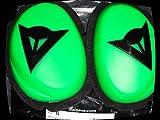 Dainese Pista Knee Slider (FLUORESCENT GREEN/BLACK)