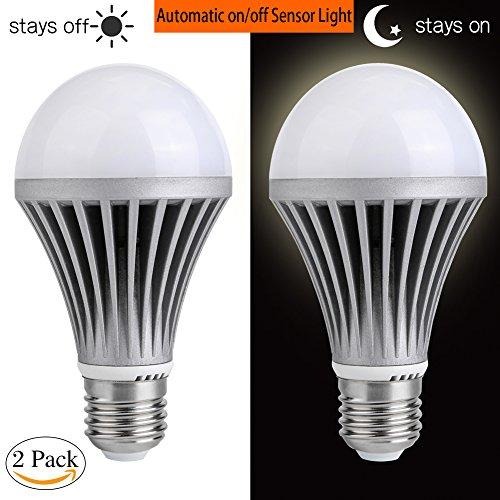 Led Security Light Bulb - 9