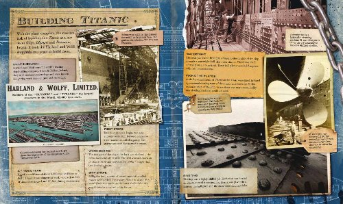Explore Titanic Breathtaking New Pictures Recreated With