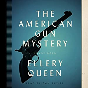 The American Gun Mystery Audiobook