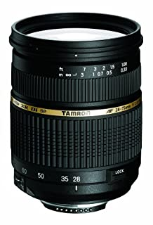 Tamron AF 28-75mm f/2.8 SP XR Di LD Aspherical (IF) for Nikon (Model A09NII) - International Version (No Warranty) (B001AGPHIS) | Amazon price tracker / tracking, Amazon price history charts, Amazon price watches, Amazon price drop alerts