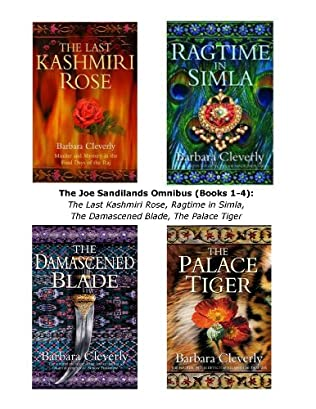 book cover of The Joe Sandilands Omnibus Books 1-4