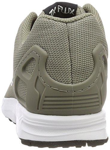 Black Uomo adidas Verde Footwear White Cargo Trace Core ZX Flux Sneaker tTvpT
