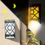 Garyesh Solar Light Wall Lamp Motion Sensor Light Outdoor Garden Pathway Bright Lights Practical Multifunctional For Sale