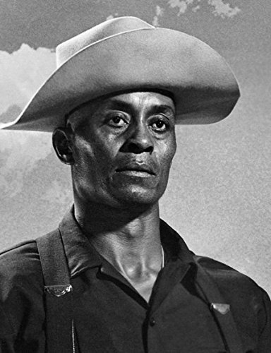 Amazon com: 8 x 10 Iron On Woody Strode Cowboy Actor African