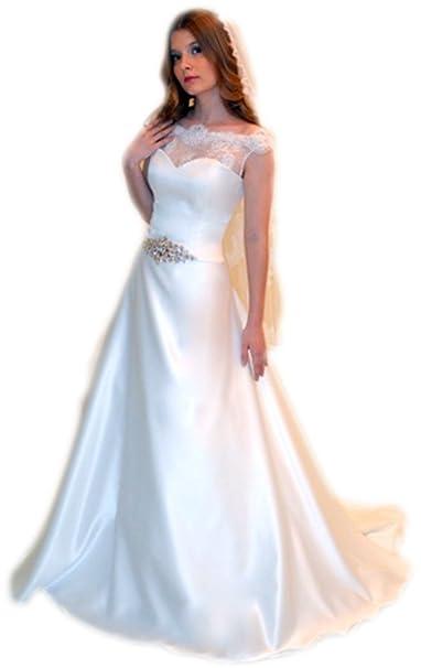 0763fee486ca Abito da sposa sartoriale alta moda made in Italy (Mod. F12 )Abiti ...