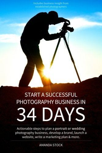 Get your portrait or wedding photography business started or totally revitalized and start earning a real income with photography. This book is written for the photographer who is new to the photography business or the photographer who has recently s...