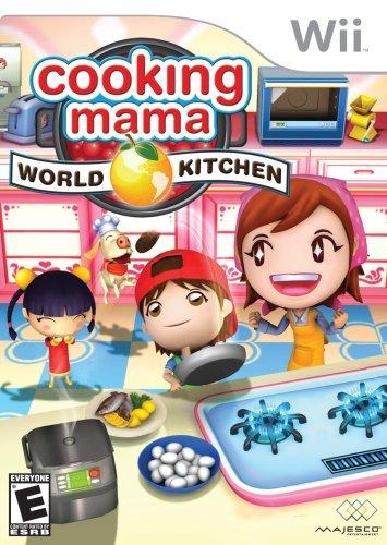 Cooking Mama World Kitchen by Majesco