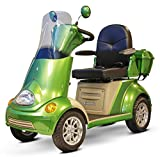 4-Wheel Scooter in Green