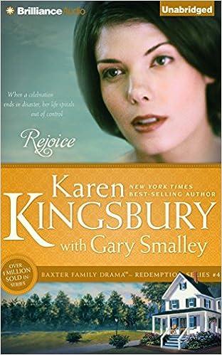 Author Sondra Baxter >> Rejoice Redemption Series Karen Kingsbury Sandra Burr Gary
