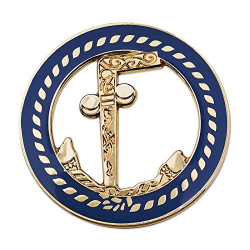 Masonic Exchange Tubalcane Masonic Auto Emblem