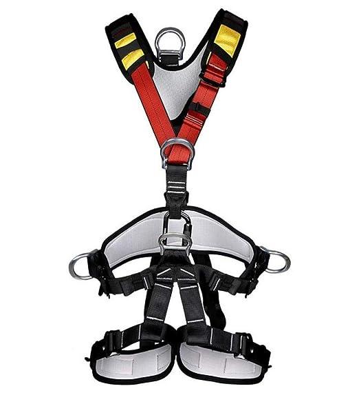 Arnés Cuerpo Completo Protección Contra Caídas Cinturón De ...