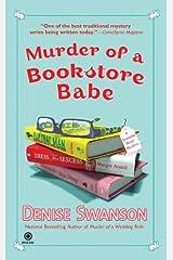 Murder of a Bookstore Babe: A Scumble River Mystery (Scumble River Mysteries Book 13) Kindle Edition