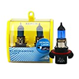 Xencn Car Headlight H13 9008 12v 60/55w 5300k Xenon Cool Blue Light Bulb 2pcs